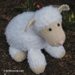 finishedknitlamb