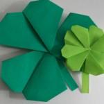 origamishamrock