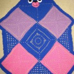 Best Friends Afghan and Bear Pattern - FREE Crochet Patterns