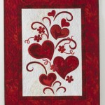 Quilted Heart Applique
