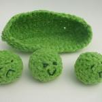 crochet-peas