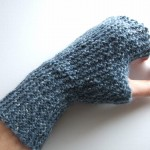 How to Knit Fingerless Gloves or Mittens | eHow.com