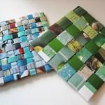 recycled-magazine-coasters