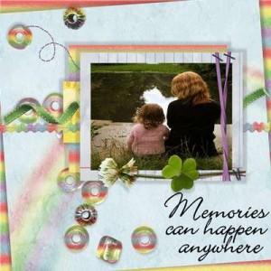 Memories-rainbow