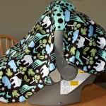Baby Car Seat Cover Pattern – AllCrafts Free Crafts Update