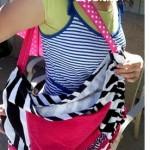 Beach Towel Tote Bag Tutorial