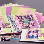 Best friends girls printable scrapbooking kit
