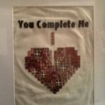Free Valentine's Day Cross-Stitch Patterns