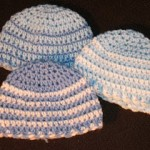 Crochet Baby Hats Patterns