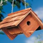 50+ Free Birdhouse and Bird feeder Wood Plans