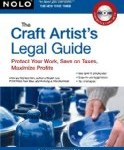 Craft Artist's Legal Guide Book Review