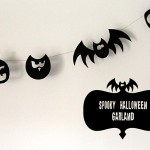 Printable Halloween Garland