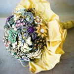 Jewelry Brooch Wedding Bouquet Tutorial