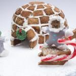Gingerbread Igloo Tutorial