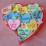 Homemade Valentine's Day Conversation Hearts Recipe