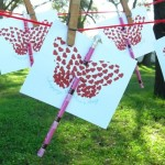 Free Printable Butterfly Heart Valentine