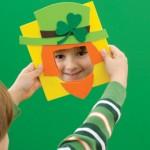 Try-on Leprechaun St Patrick's Day Crafts