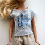 Barbie Knit Top
