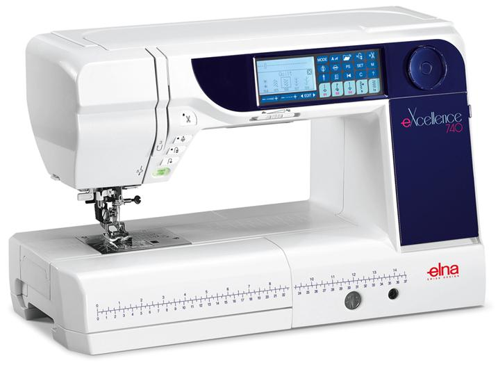 Elna Excellence Recalled Sewing Machine