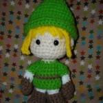 Link Zelda Crochet Pattern