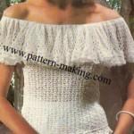 Ruffle Crochet Top Pattern