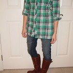 Homemade Skinny Jeans