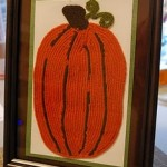 Pumpkin Yarn Art Tutorial