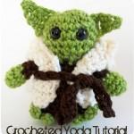Yoda Crochet Pattern