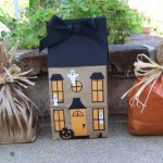 Halloween Paper Bags Decorations