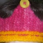 Kniited Felted Princess Crown Pattern