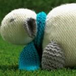 Milly Sheep Knitting Pattern