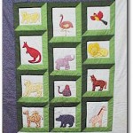 Zoo Baby Quilt