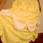 Belle Princess Dress Costume Sewing Tutorial