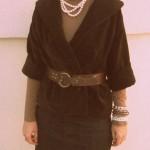 Shawl Collar Coat Pattern
