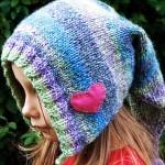 Girls Hat Kntting Pattern
