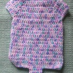 Baby Onesie Crochet Pattern