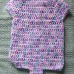 Baby Onesie Crochet Pattern