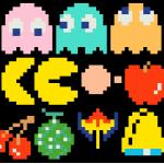 PacMan Cross Stitch Pattern