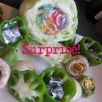 April Fool's Day Vegetables for Dessert Prank
