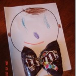 Father's Day Bow-Tie Card Craft