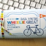 Father's Day Candy Bar Wrapper Printable