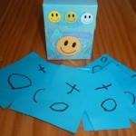 Hugs and Kisses in a Box Mother's Day Kids Craft