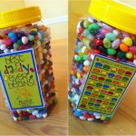Best Dad Ever Jelly Beans Printable