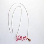 Love Necklace Tutorial
