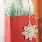 Plantable Gift Tags Tutorial