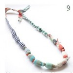 Stuffed Beads Necklace Tutorial