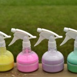 Chalk Spray Recipe