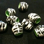 Duct Tape Beads Tutorial