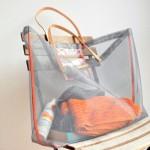 Mesh Beach Bag Sewing Tutorial