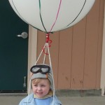 Hot Air Balloon Kids Halloween Costume